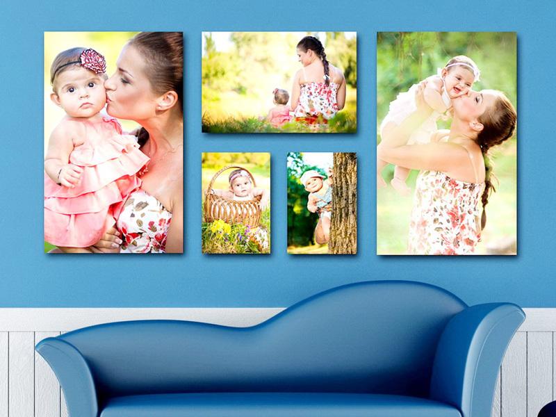 фотопортреты мамы с малышом